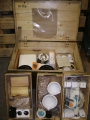 Czech Military Medical Kit with Storage Box