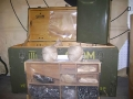 Czech Military Carpenter's Kit with Storage Box