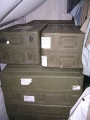 U.S. Military Large Medical Chest