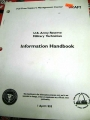 U.S. Army Reserve Military Technician Information Handbook