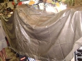 Austrian Military Nylon Shelter Half