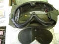 U.S. Military Sun/Wind/Dust Goggles