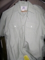 U.S. Military Dress Green Shirt (Used, Short Sleeve)