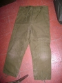 Dutch H.B.T. Fatigue Trousers