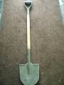 German D-Handle Pioneer Shovel