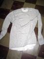 Duofold Long John Top (Shirt, Gray)