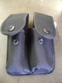 Police Double High Capacity Pistol Magazine Pouch