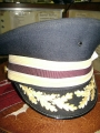 U.S. Army Dress Blue Cap/Hat (Officers)