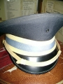 U.S. Army Dress Blue Hat/Cap (Officers 6-3/4)