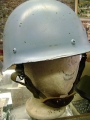 French United Nations Helmet