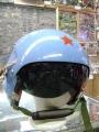 Chinese TK-2 Flight Helmet with Bag (New)
