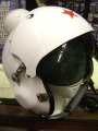 Chinese TK-1 Flight Helmet with Bag (New)