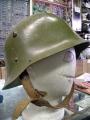 WWII Bulgarian Helmet