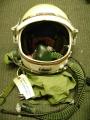 Chinese Air Force High Altitude TK-4 Flight Helmet