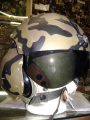U.S. Military HGU-39/P Flight Helmet (Camouflage)