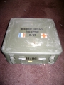 French Military First Aid Box (Empty)