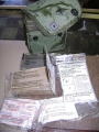 US Military Individual First Aid Kit