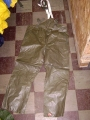 German Military Rain Pants