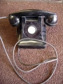 WWII Era Desk Phone