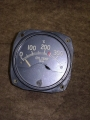 WWII Era Cyl. Temperature Gauge