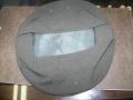 U.S.M.C. Dress Green Cap Cover