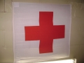 German Military Red Cross Flag