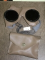 WWII German Africa Corp Rommell Goggles