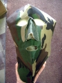 Woodland Camouflage Cold Weather Mask
