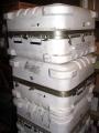 U.S. Military Plastic Storage/Transfer Case