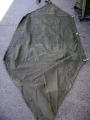 U.S. Military Canvas Shelter Halves (single)