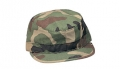 Ultra Force Woodland Camo Fatigue Cap