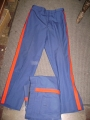 U.S.M.C. Dress Blue Trousers