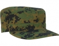 Ultra Force Woodland Digital Camouflage Fatigue Cap