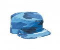 Ultra Force Urban Blue Camouflage Fatigue Cap