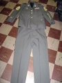 U.S. Army Dress Green Uniform