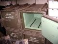 Swedish Military Coolers/Icebox