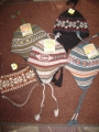 Wool Peruvian Caps