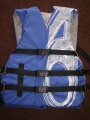 Exxel Outdoors Personal Flotation Device Adult Size (blue)