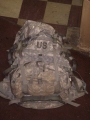 U.S. Army MOLLE II Large Rucksack with Frame