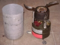 U.S. Military M1950 Single Burner Squad Stoves