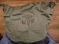 U.S. Military Vietnam Era Patient's Effects Bag