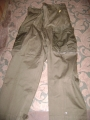 U.S. Military WWII Field Trousers Shell M-1951