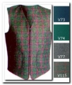 Mens Unlined Vest