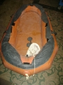 U.S. Army Vietnam Era Inflatable One Man Life Raft
