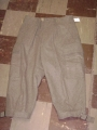 German Military Wool Knickers (used)