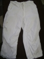U.S. Military Snow Camouflage Trousers - Used