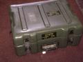 U.S. Military Olive Drab Plastic Storage Box