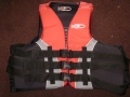 Exxel Outdoors Personal Flotation Device/Life Jacket