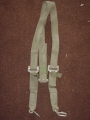 U.S. Military Aircraft Seat Harness