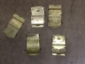 U.S. Military Brass Buckles (5-pack)